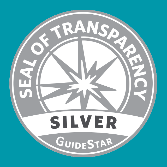 The Refuge for DMST has earned a 2018 Silver Seal of Transparency on GuideStar USA. Find out more.
