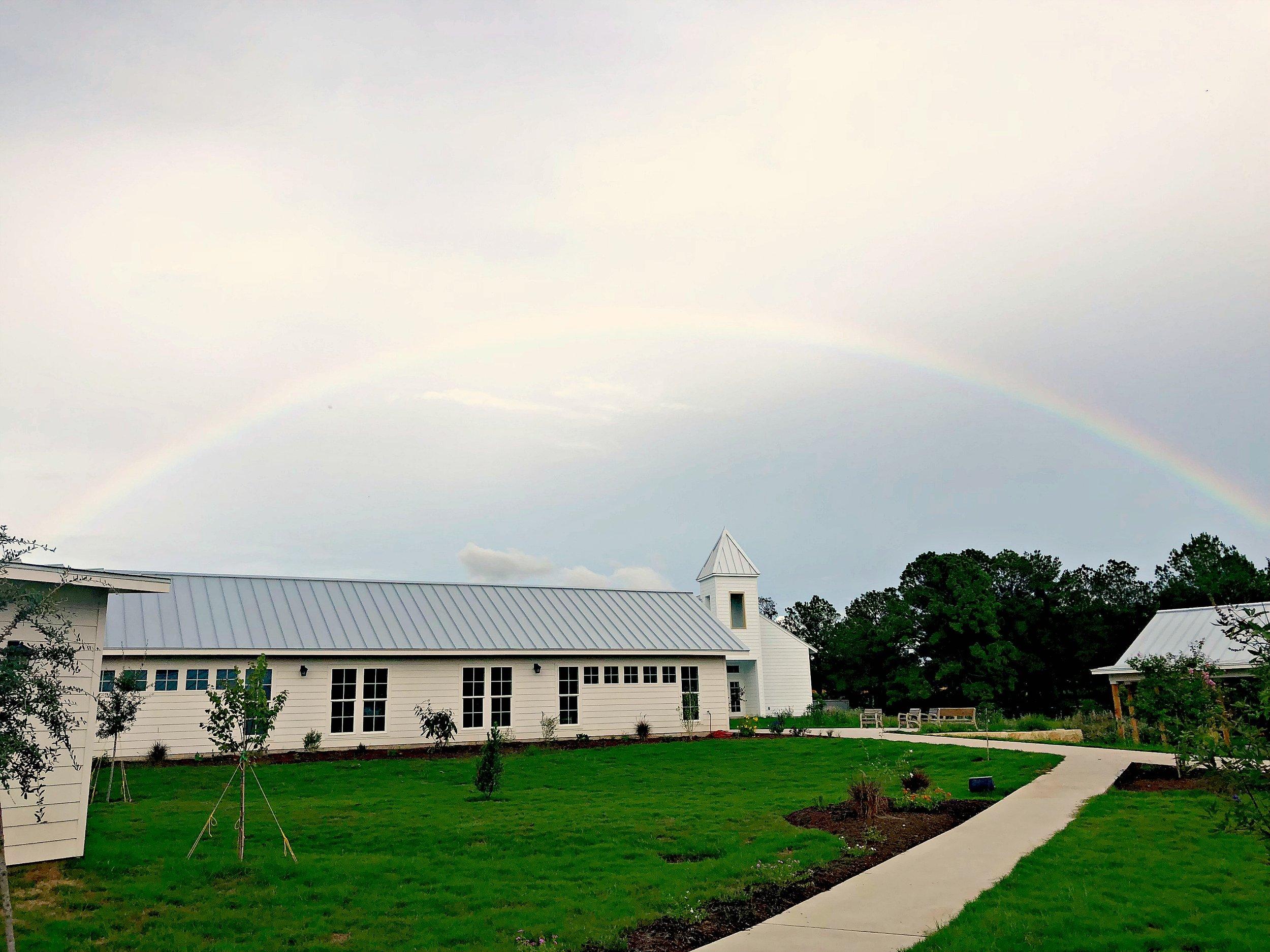 Rainbow over Admin Building.jpg