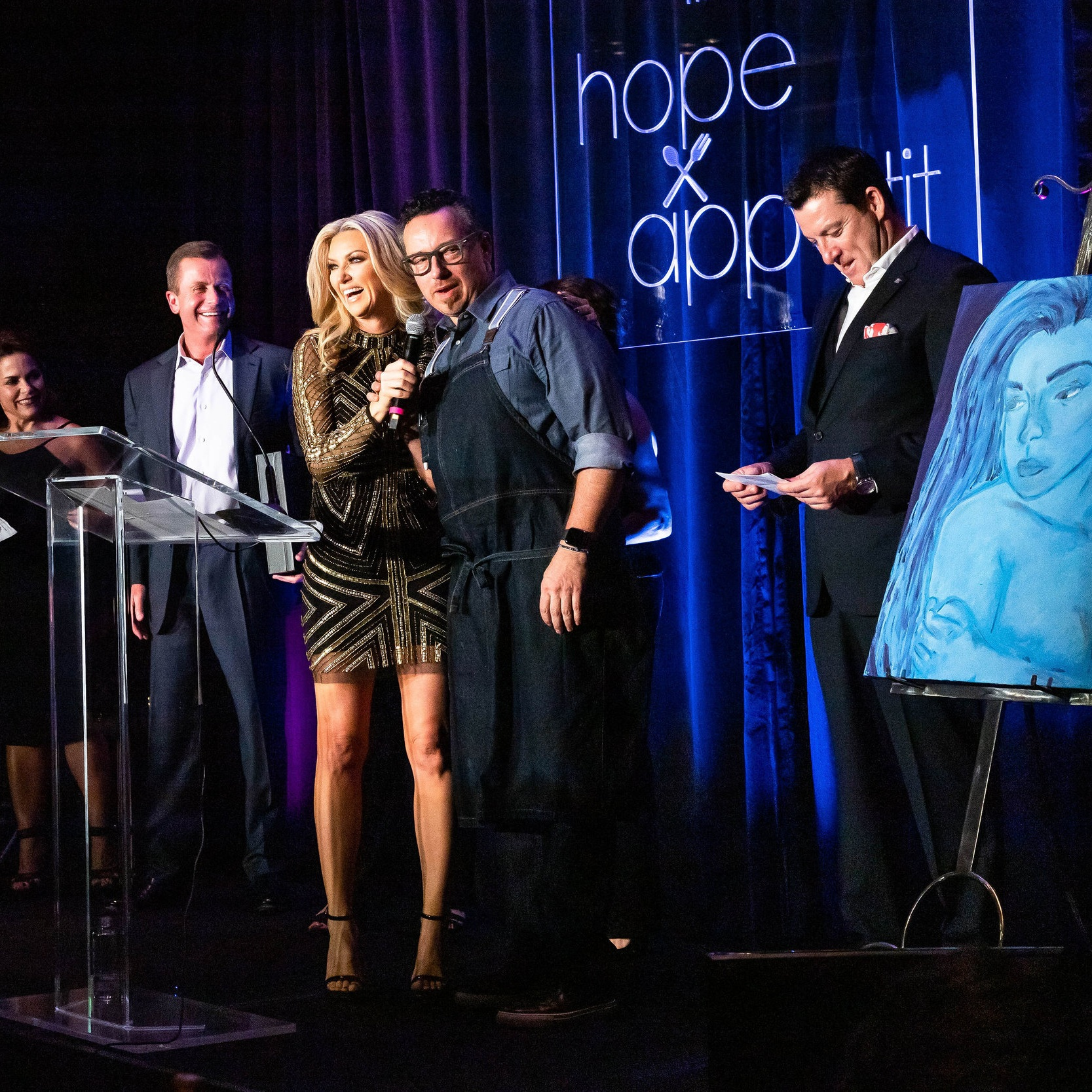 Watch the Hope Appétit 2019 live stream here!
