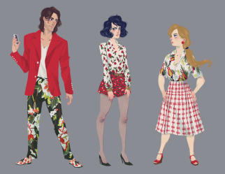 2014 Fashion: A Year of Paper Dolls.