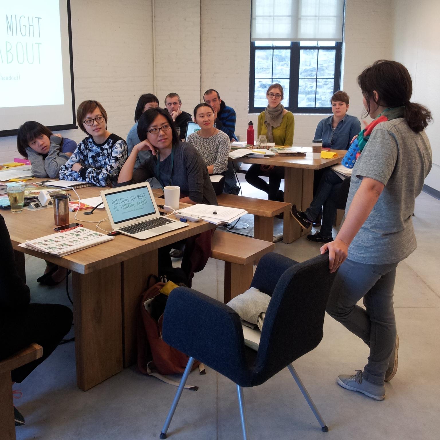 Publishing Workshop '15