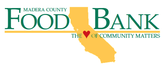 Madera Food Bank Distributes Emergency Food Boxes    every last Thursday of the Month from 12pm-3pm    at Trinity Lutheran Church on 1125 North Lake Street.