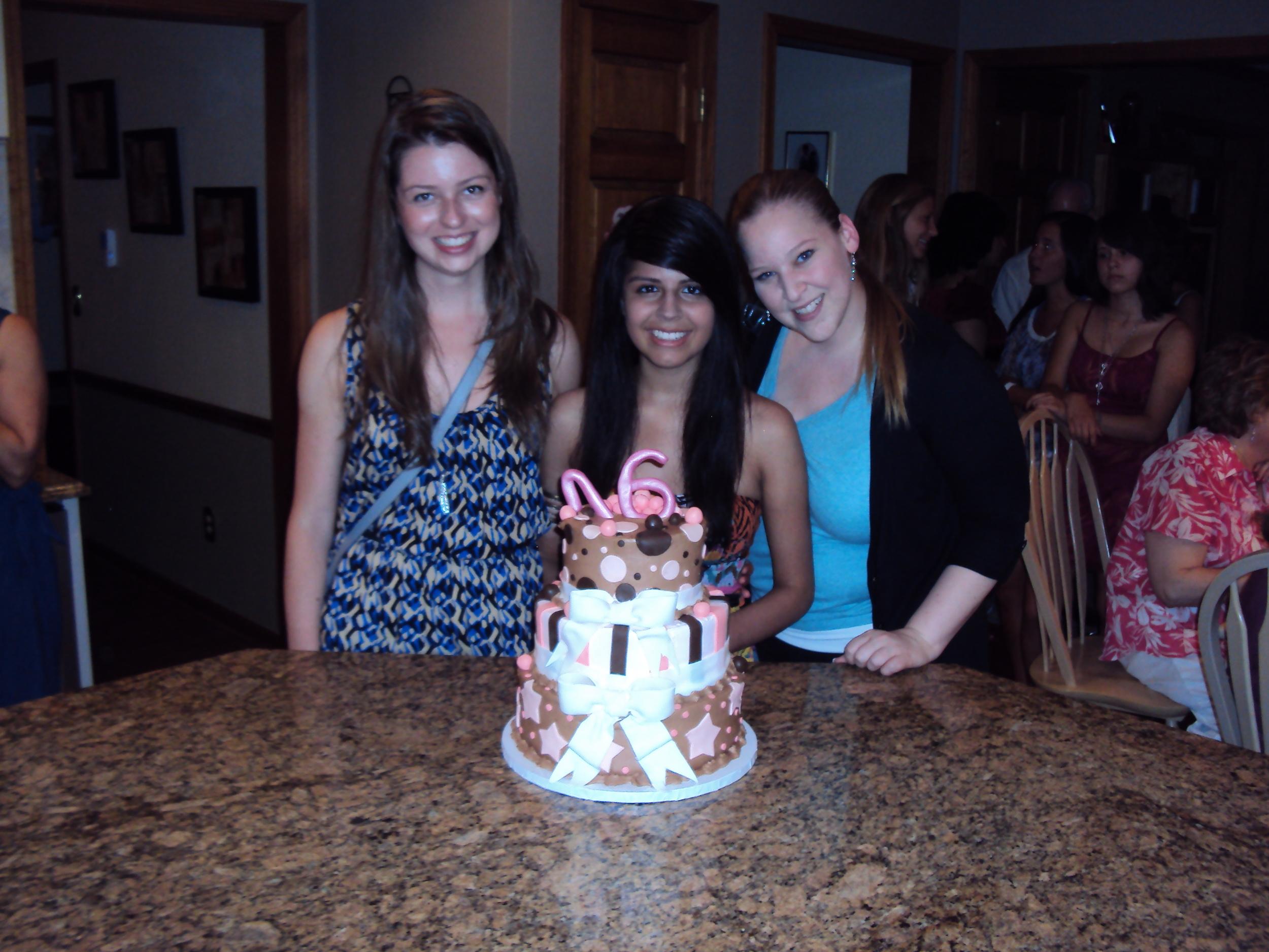 Doctor & Nurse celebrate Alyssa's Sweet 16.JPG