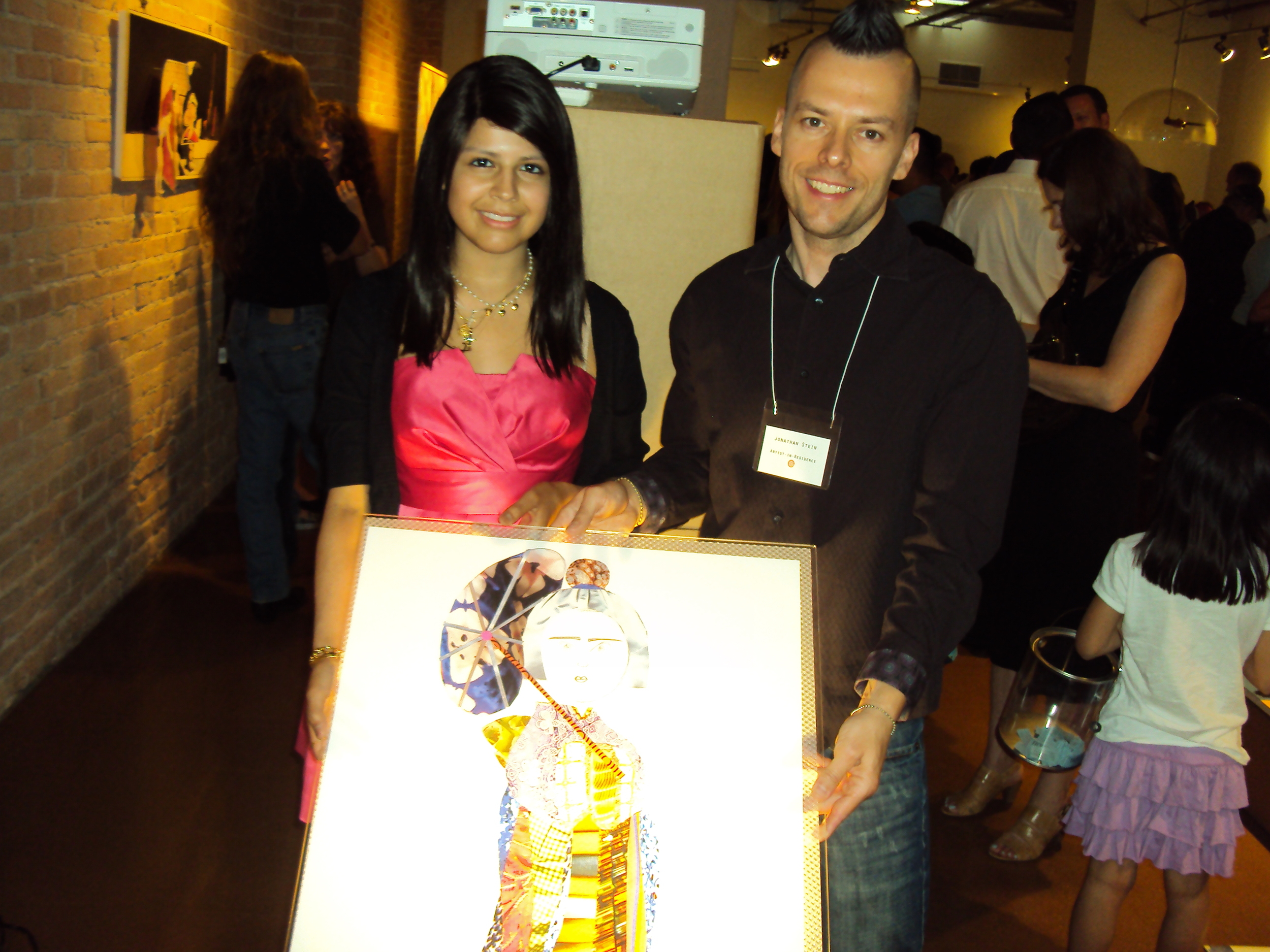 Alyssa & Jonathan with Geisha_062011.JPG