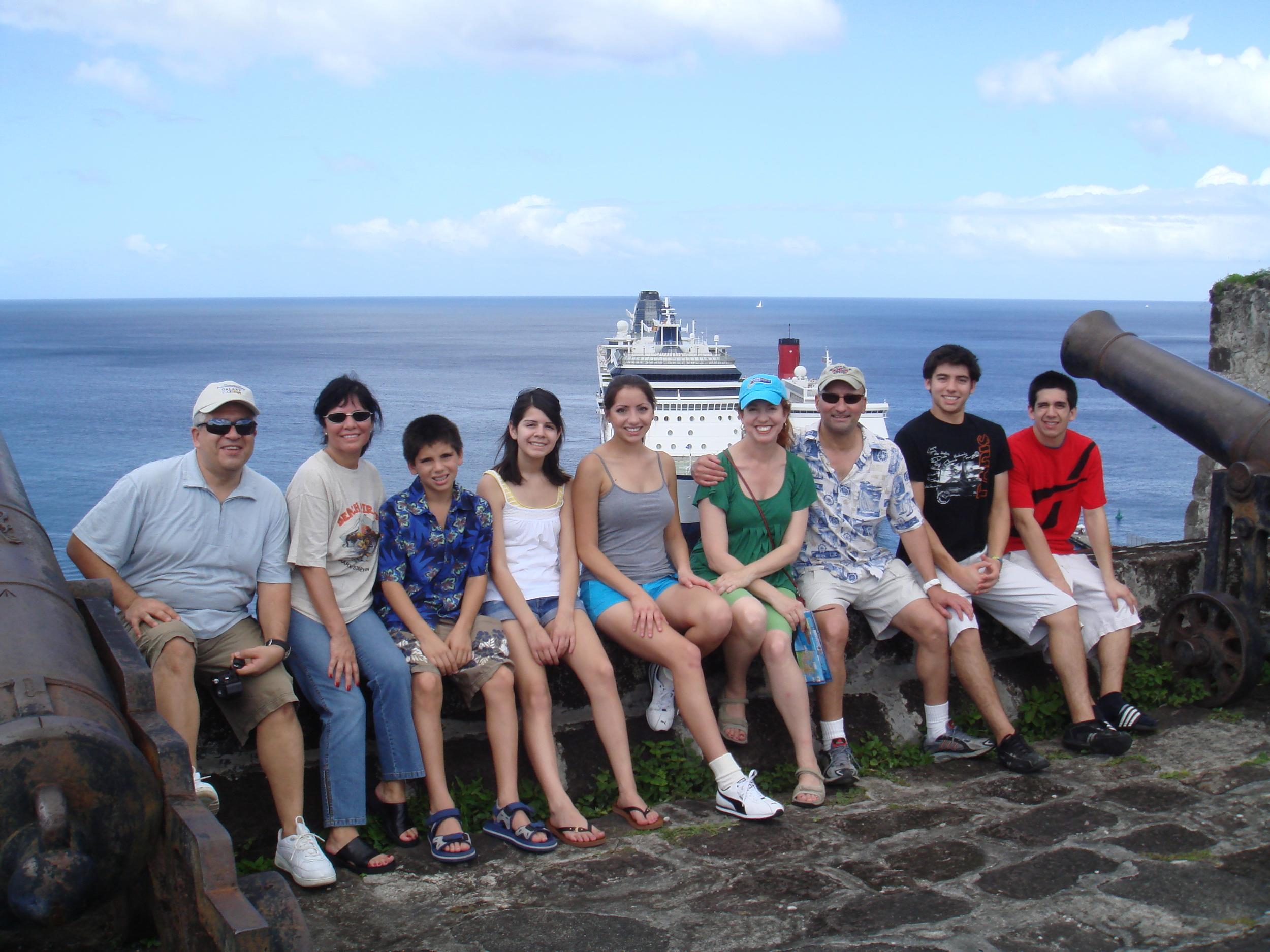 Caribbean Cruise 2008.JPG
