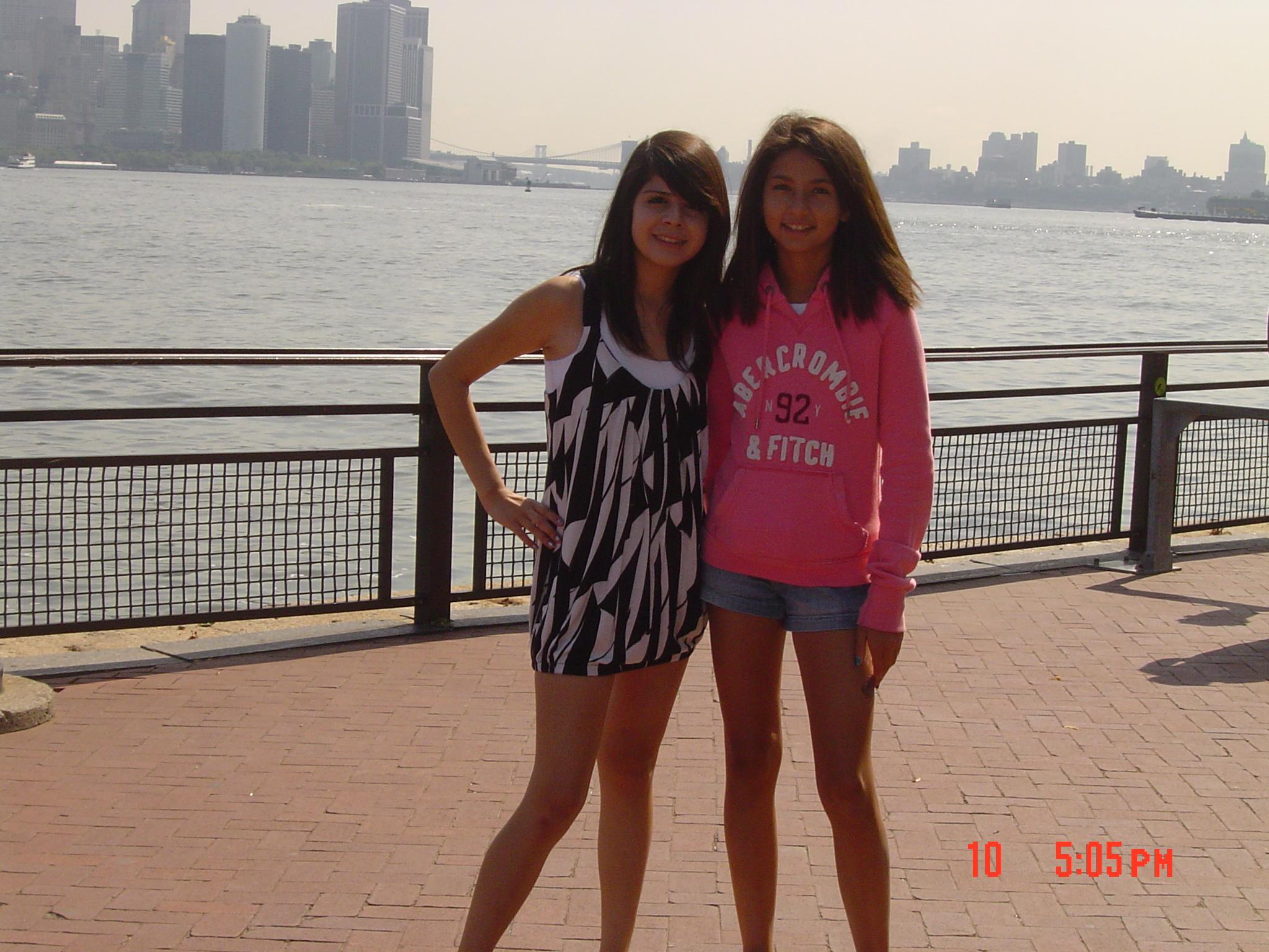 Alyssa & Sarah NY 2009.JPG