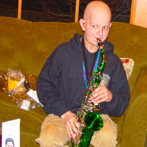 Name: Holden Age: 18 Hometown: Auburn, IN Gift: Saxophone  Read more...