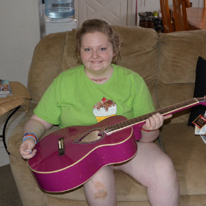 Name: Kloe Age: 16 Hometown: Lockport, IL Gift: Acoustic Guitar  Read more...