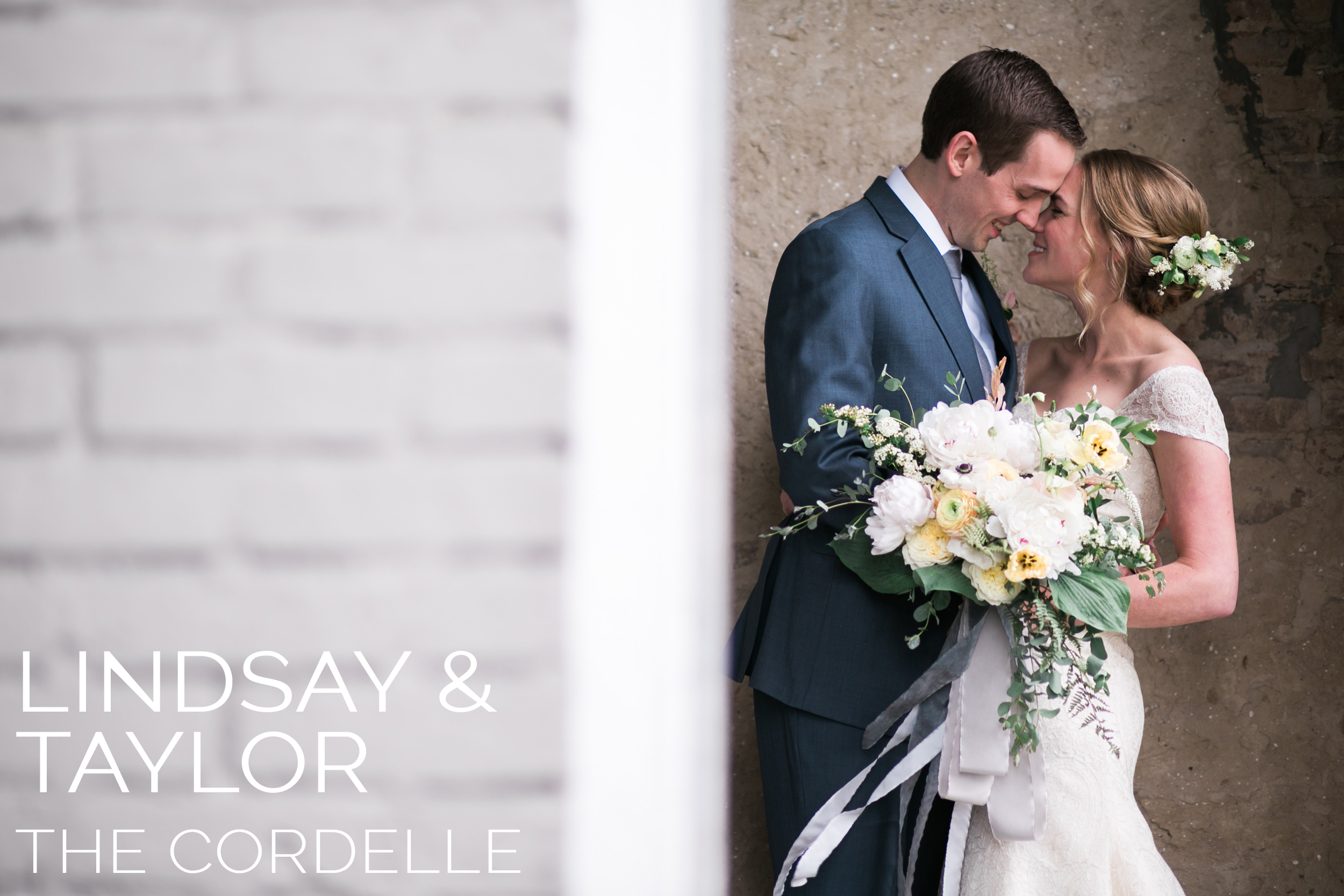 Wedding at The Cordelle