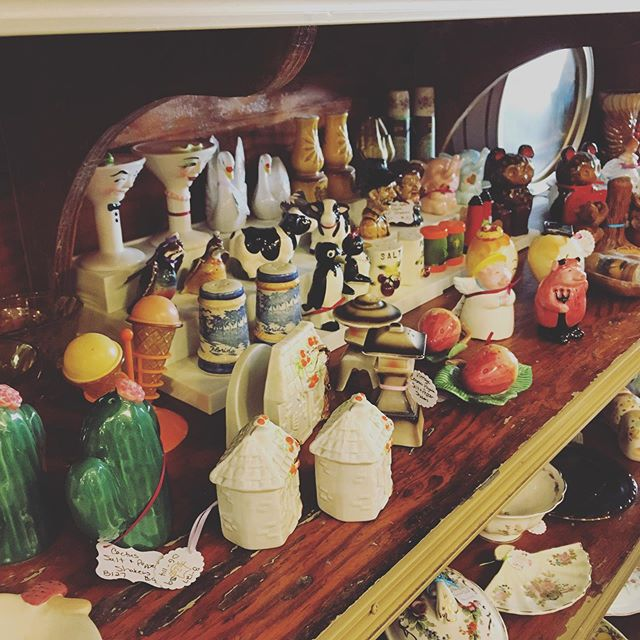 Our salt and pepper shakers section just expanded!