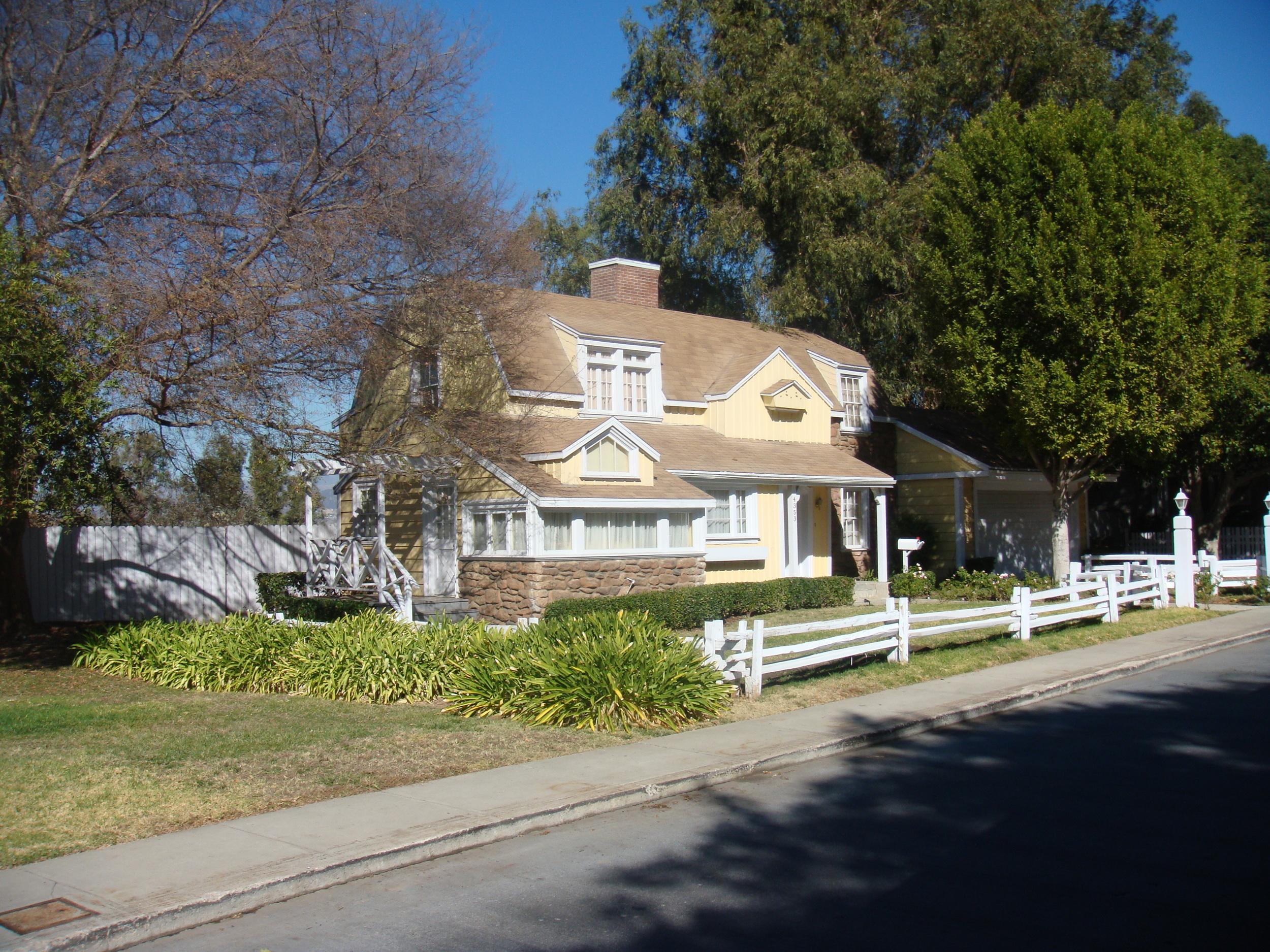 Susan Delfino's House on Wisteria Lane