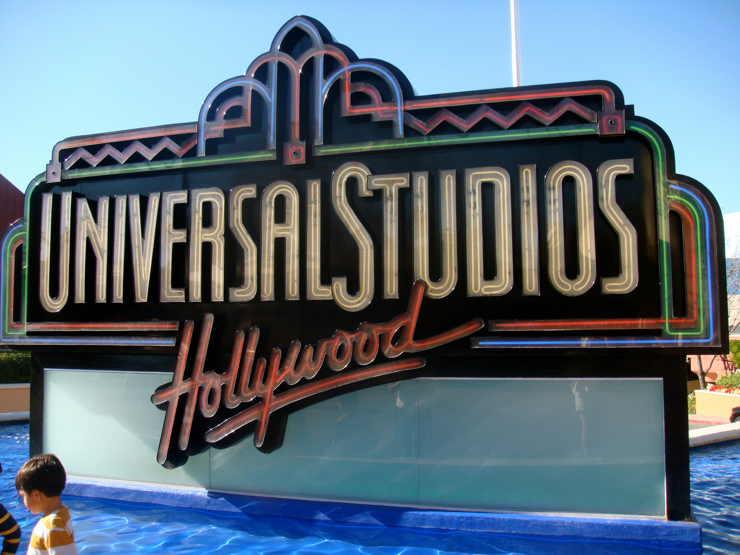 Universal, it was a great time!