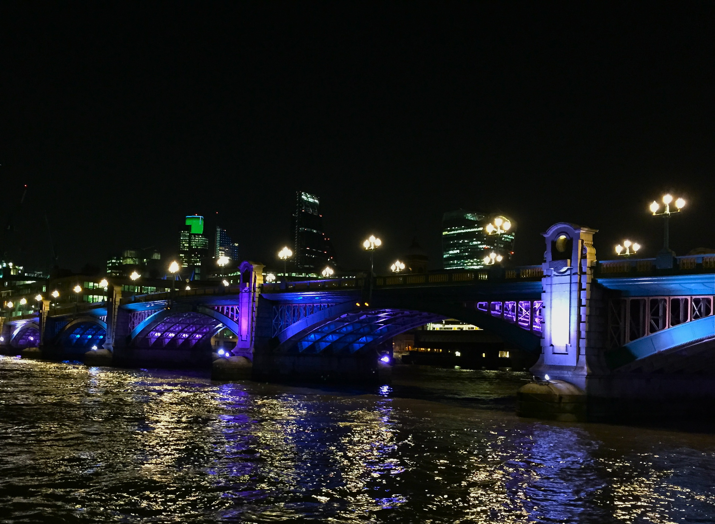 London Southwark Bridge