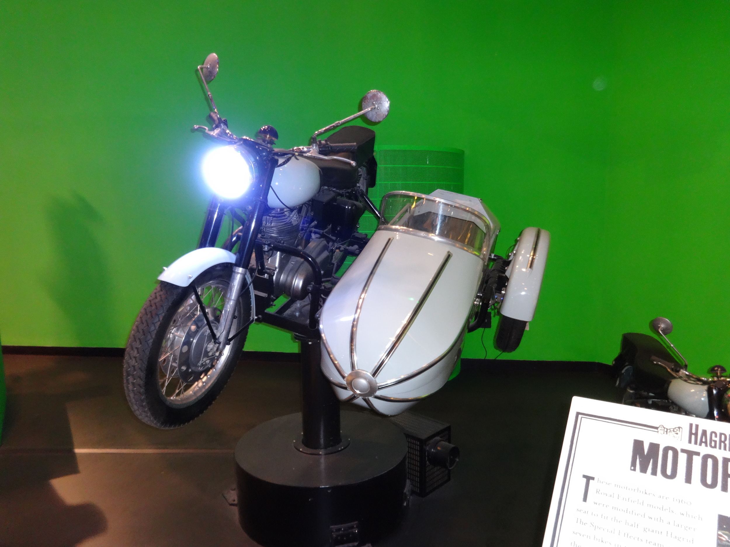 Hagrid's ride