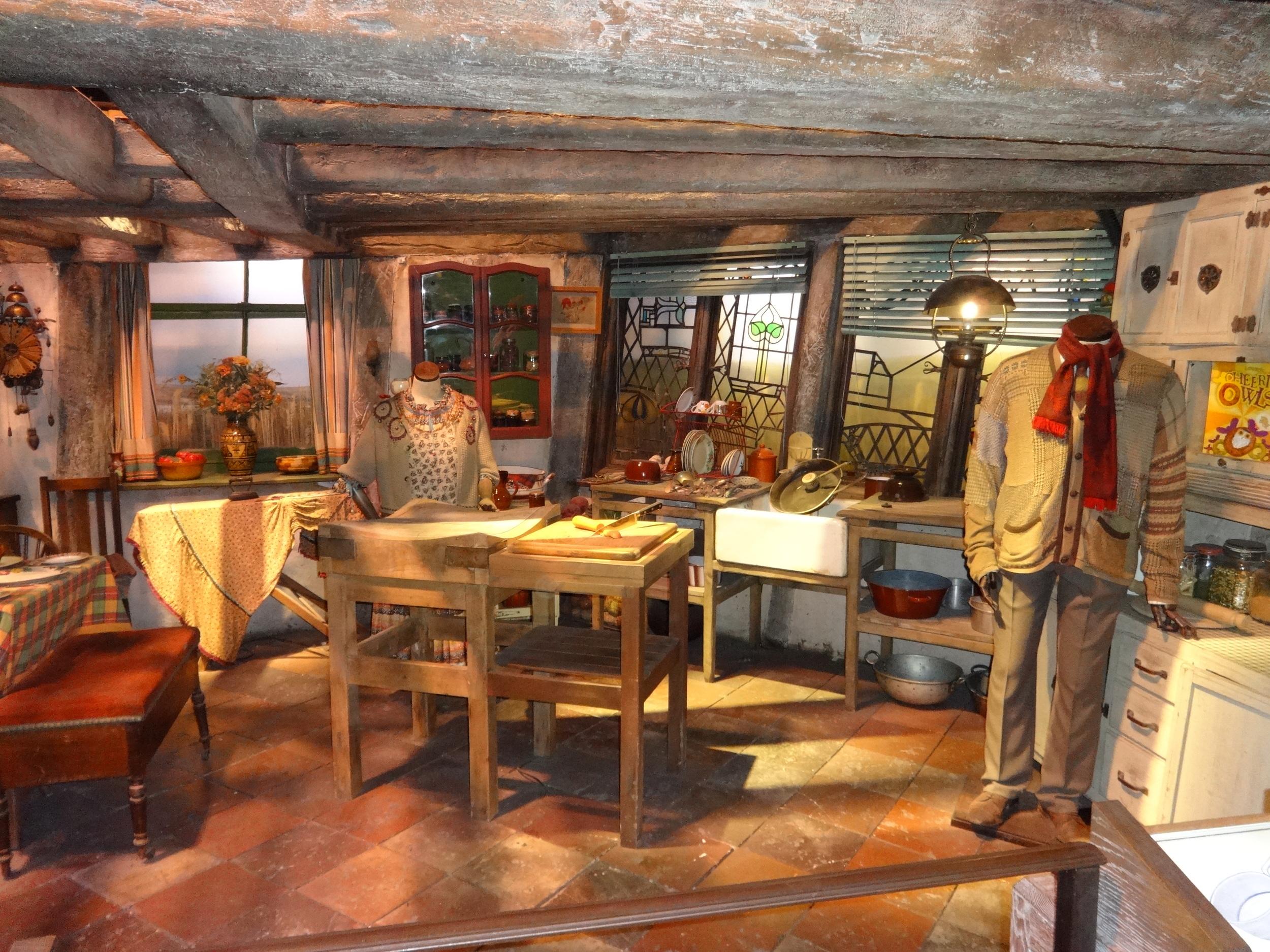 The Weasley's Kitchen