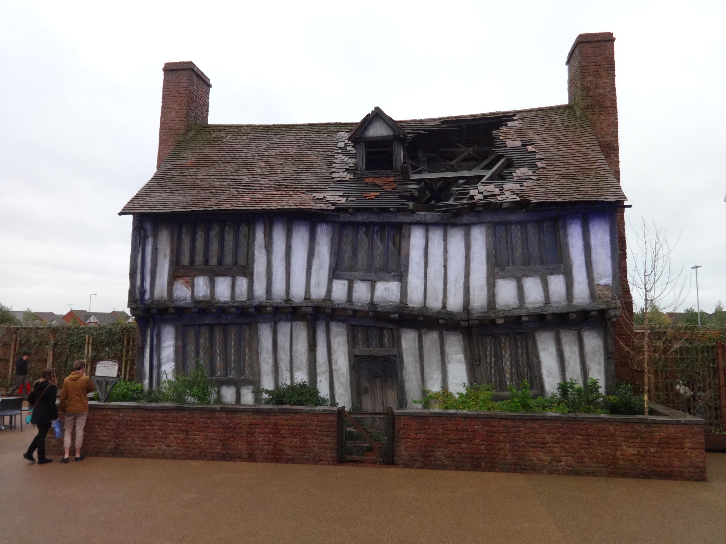 Harry's parent's house