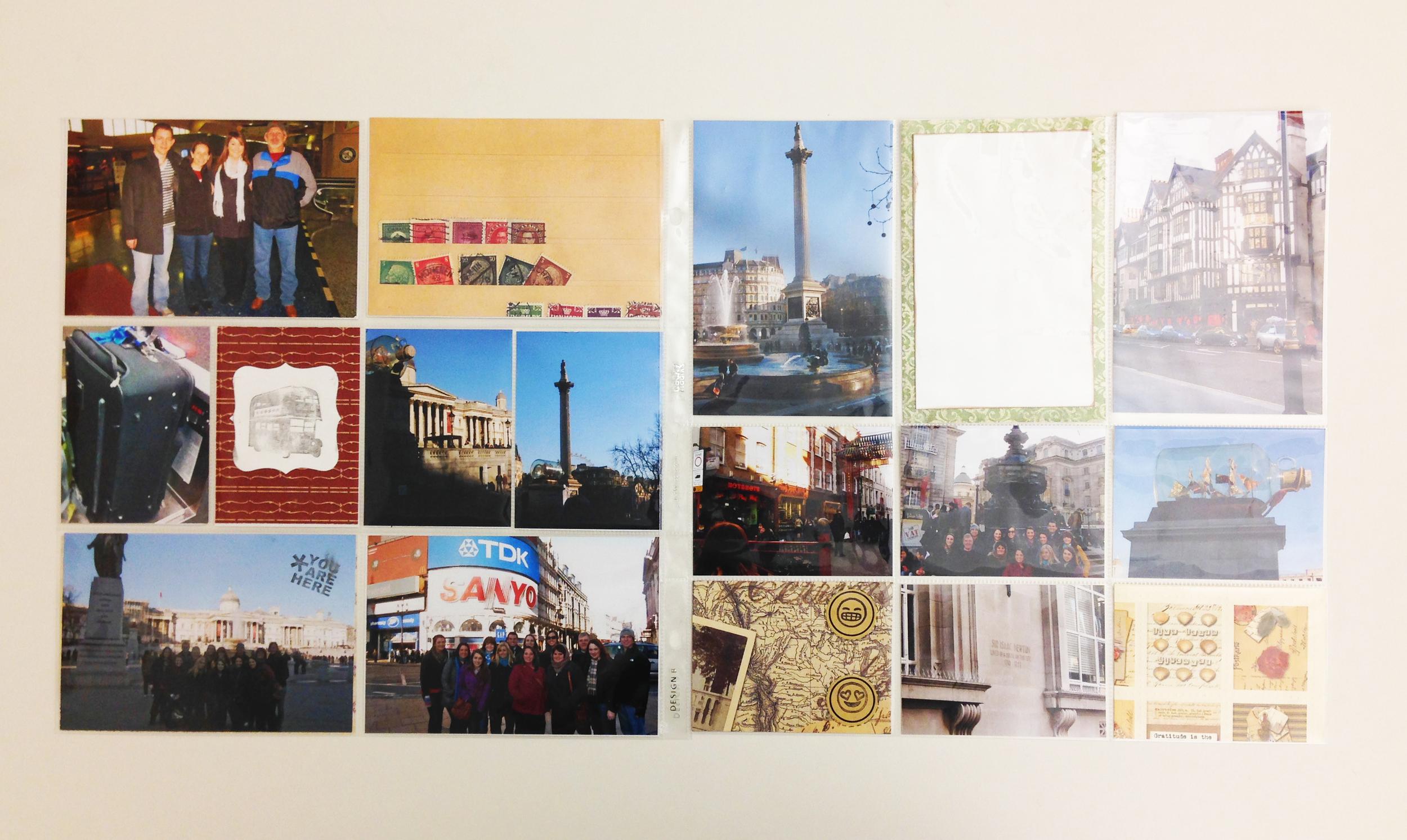 2011 london study abroad project life