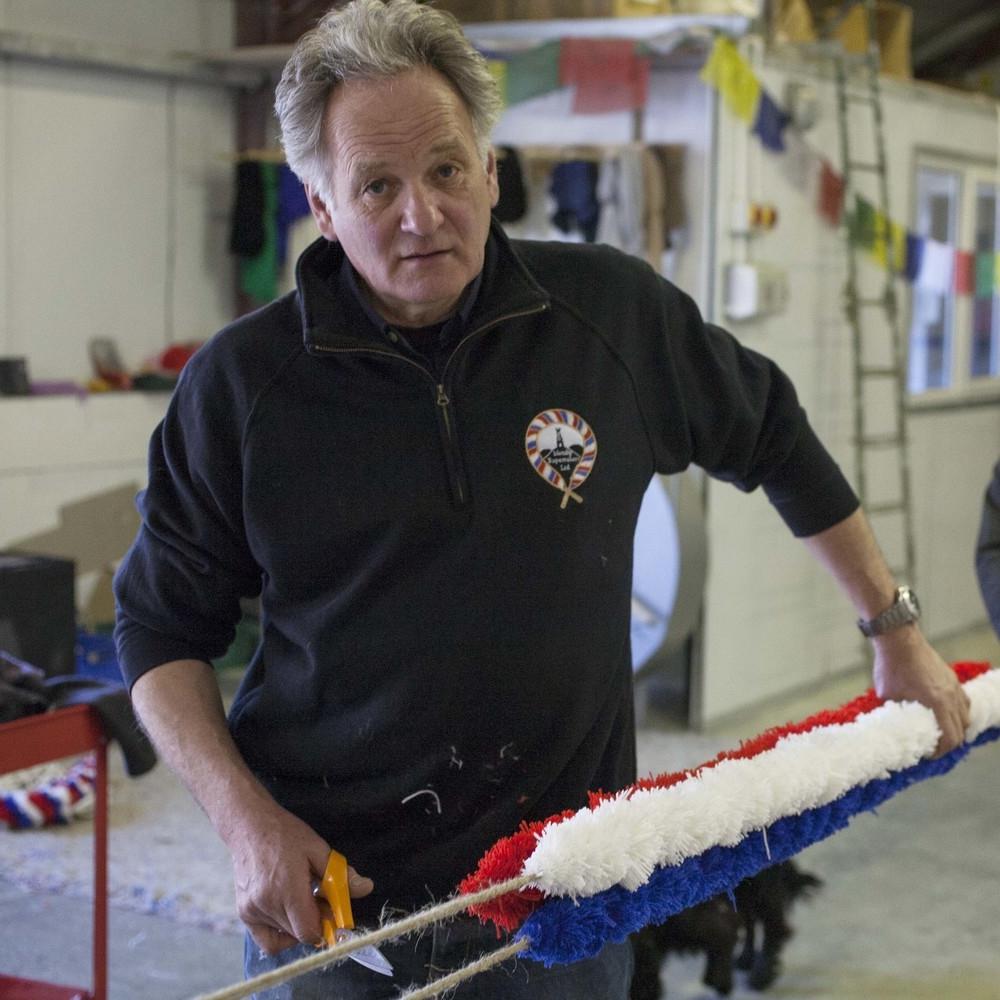 Peter Dunnett ropemaker