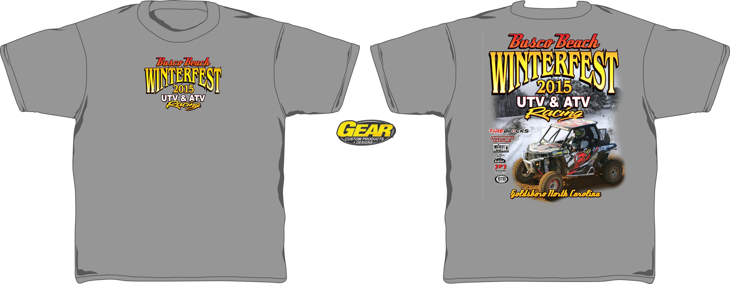 Click now to order Winterfest 2015 shirts just $10!!