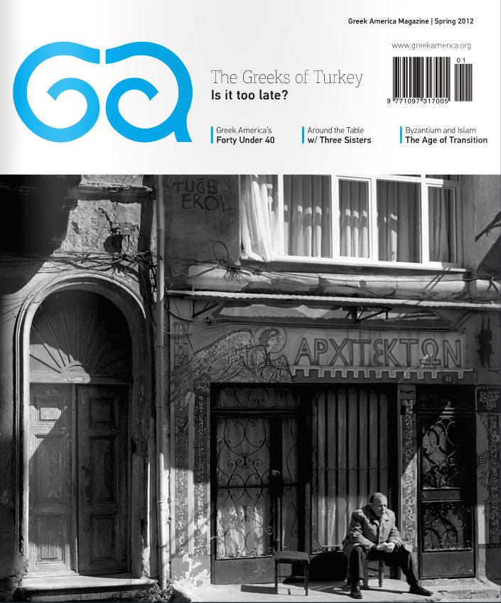 Greek America magazine, Spring 2012