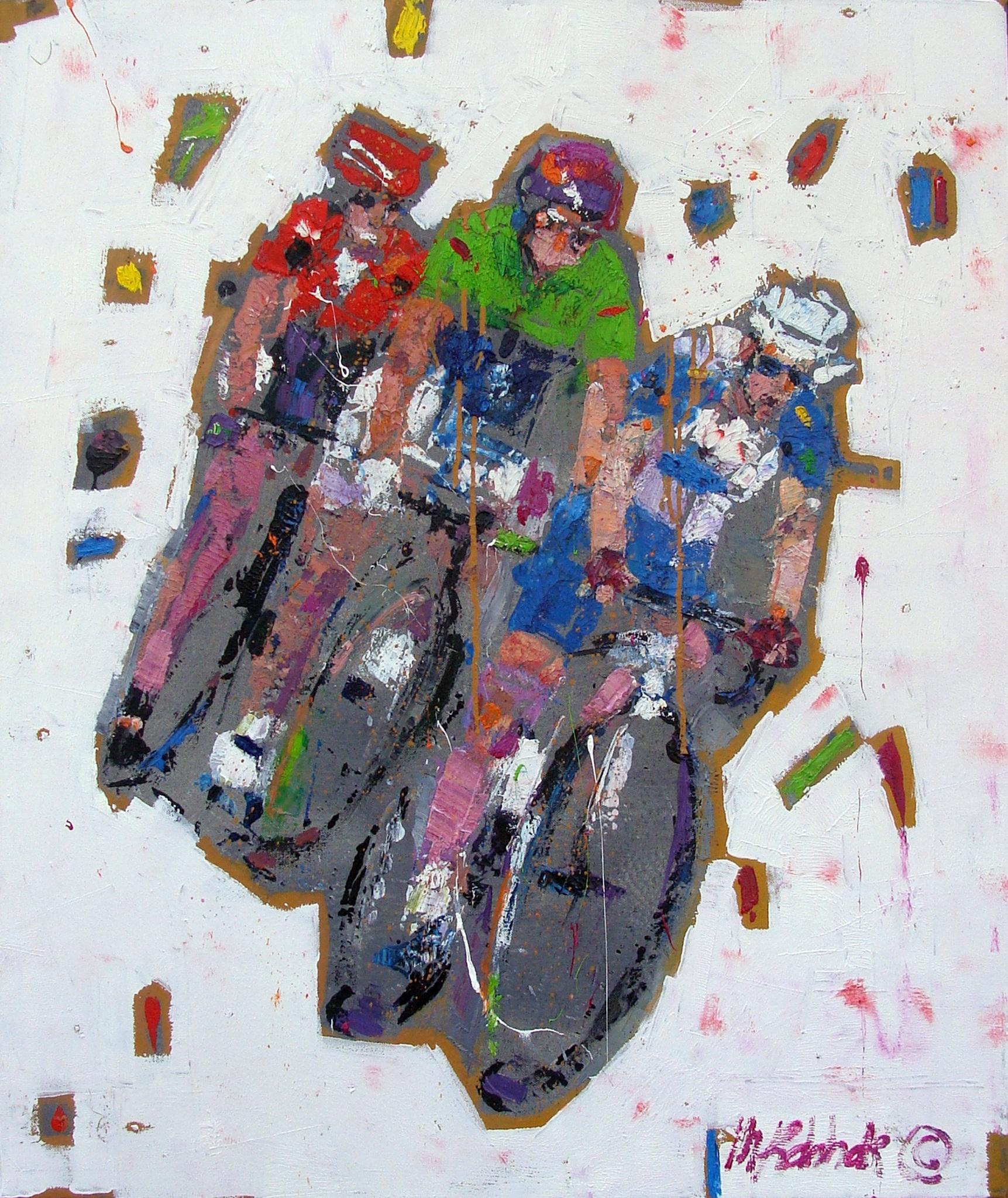 """Bike Race 36x30"""""""