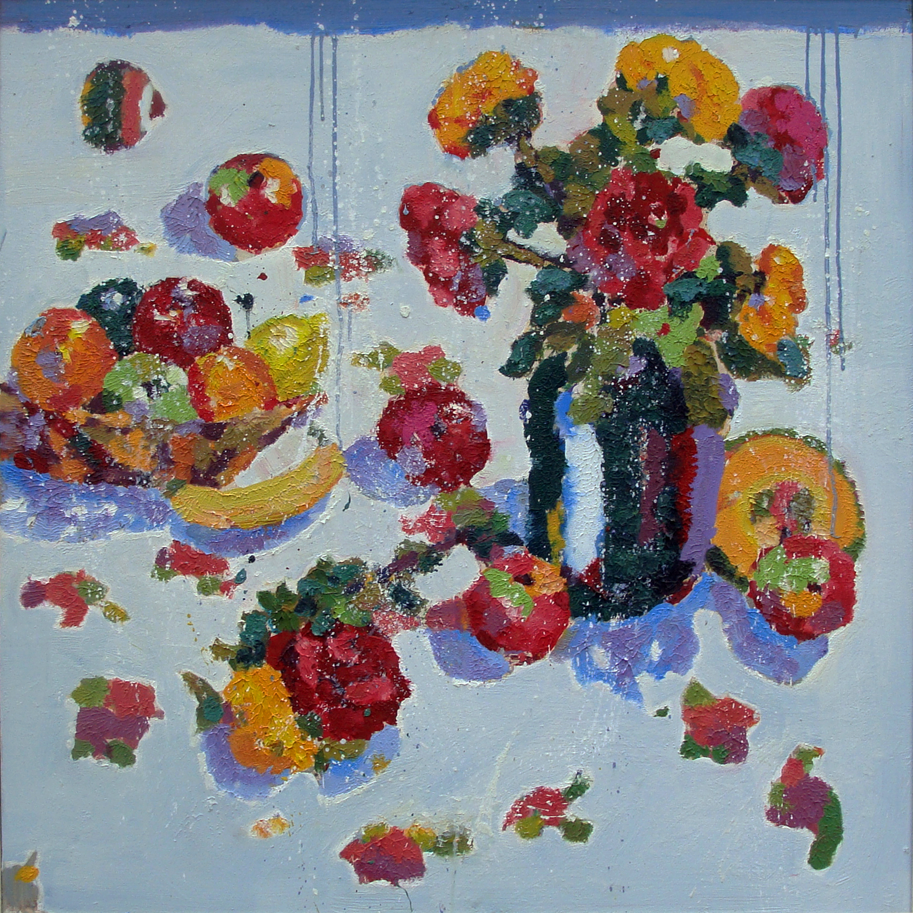 """Fruits and Roses 40x40"""""""