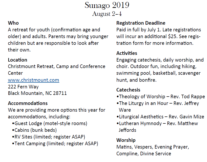 Sunago 2019 Information.png