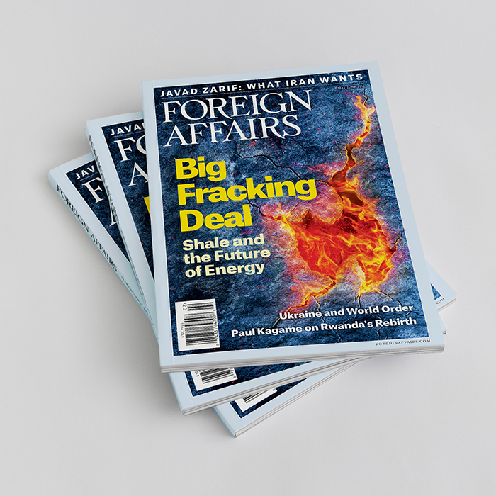 Foreign Affairs Covers