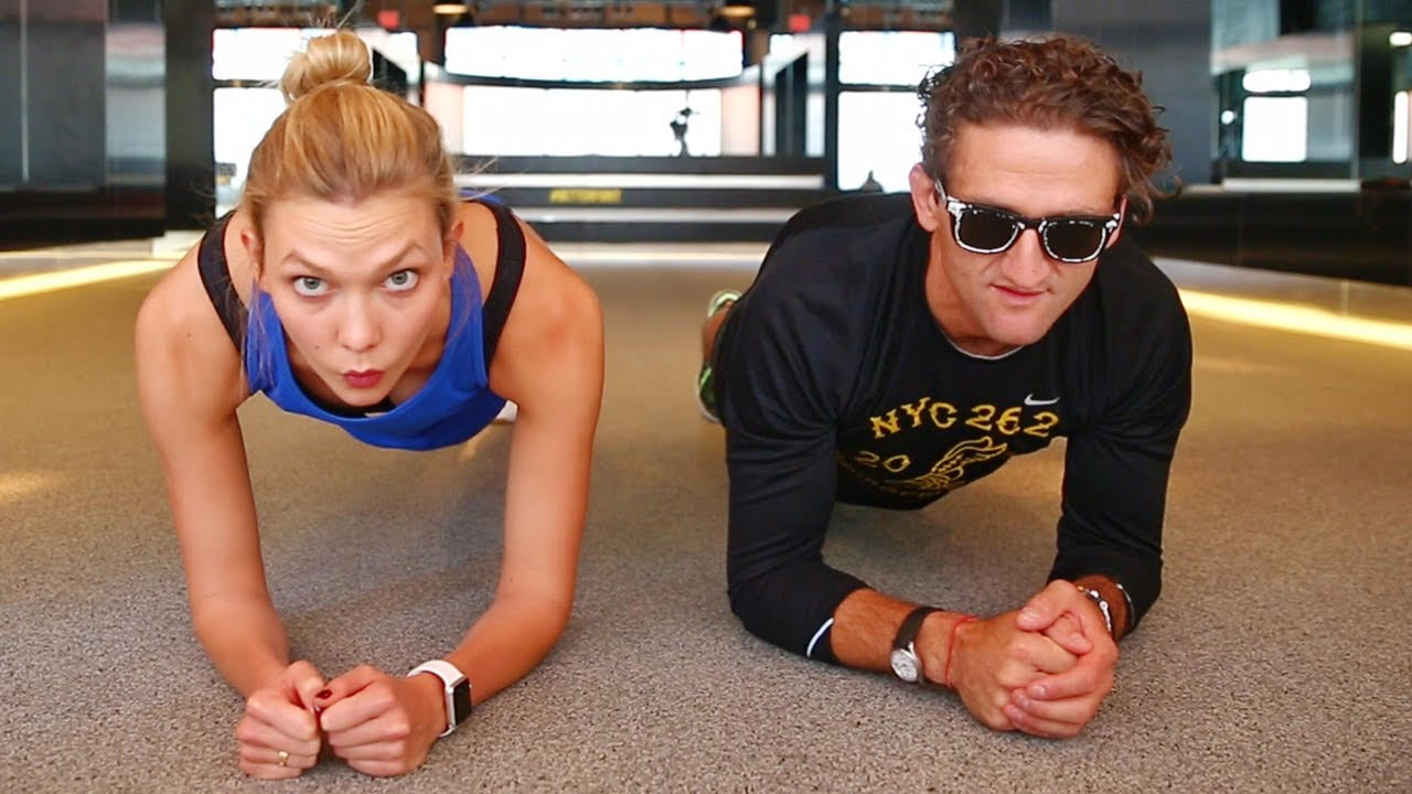 Karlie Kloss and Casey Neistat