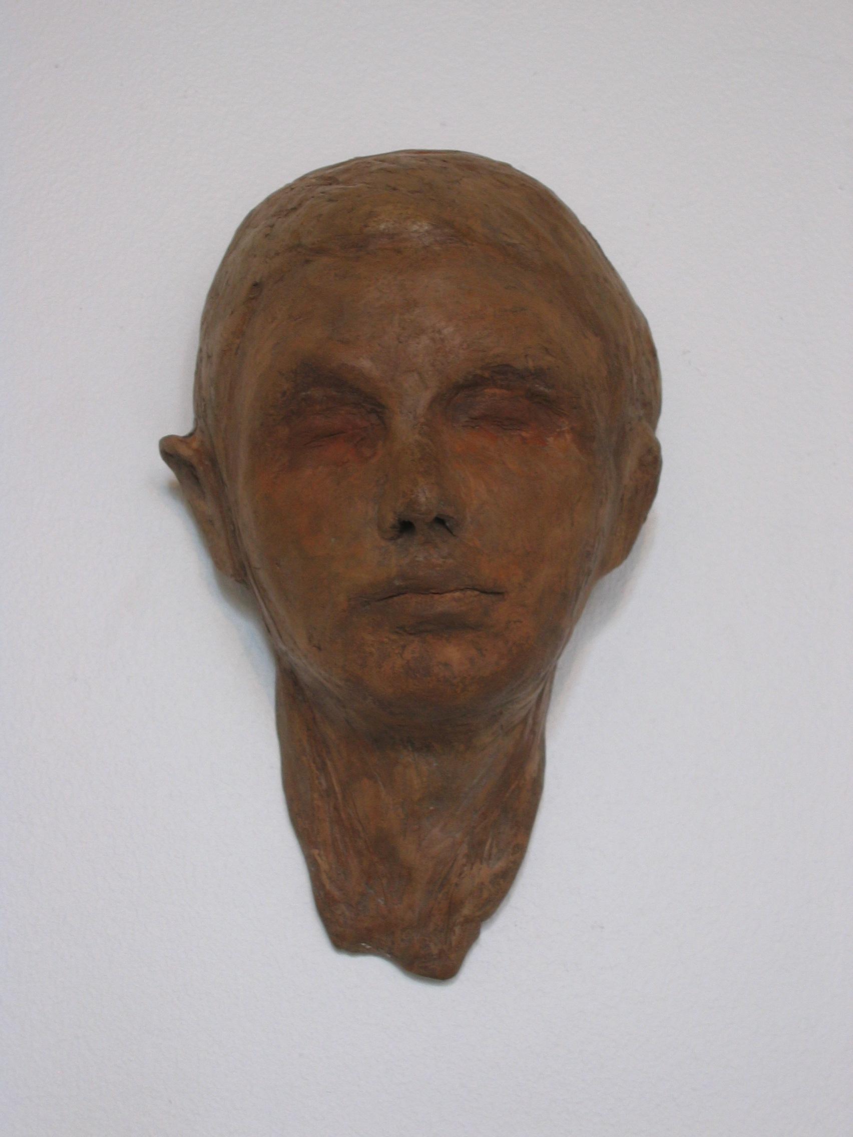 Rust , 9 x 6 x 5 inches, Ceramic - 2006
