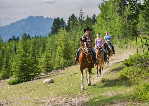 Canmore-Horseback-Riding