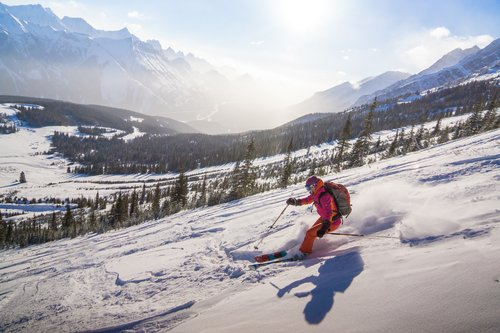 Canmore-Skiing-Banff-Mount-Norquay