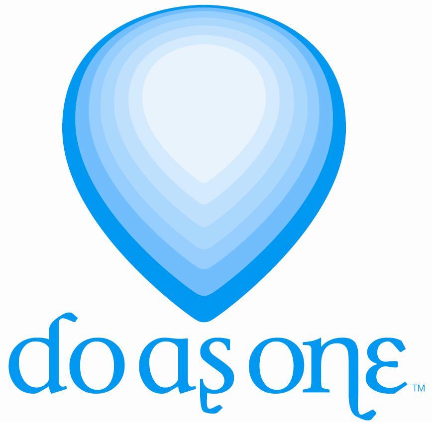 do as one logo