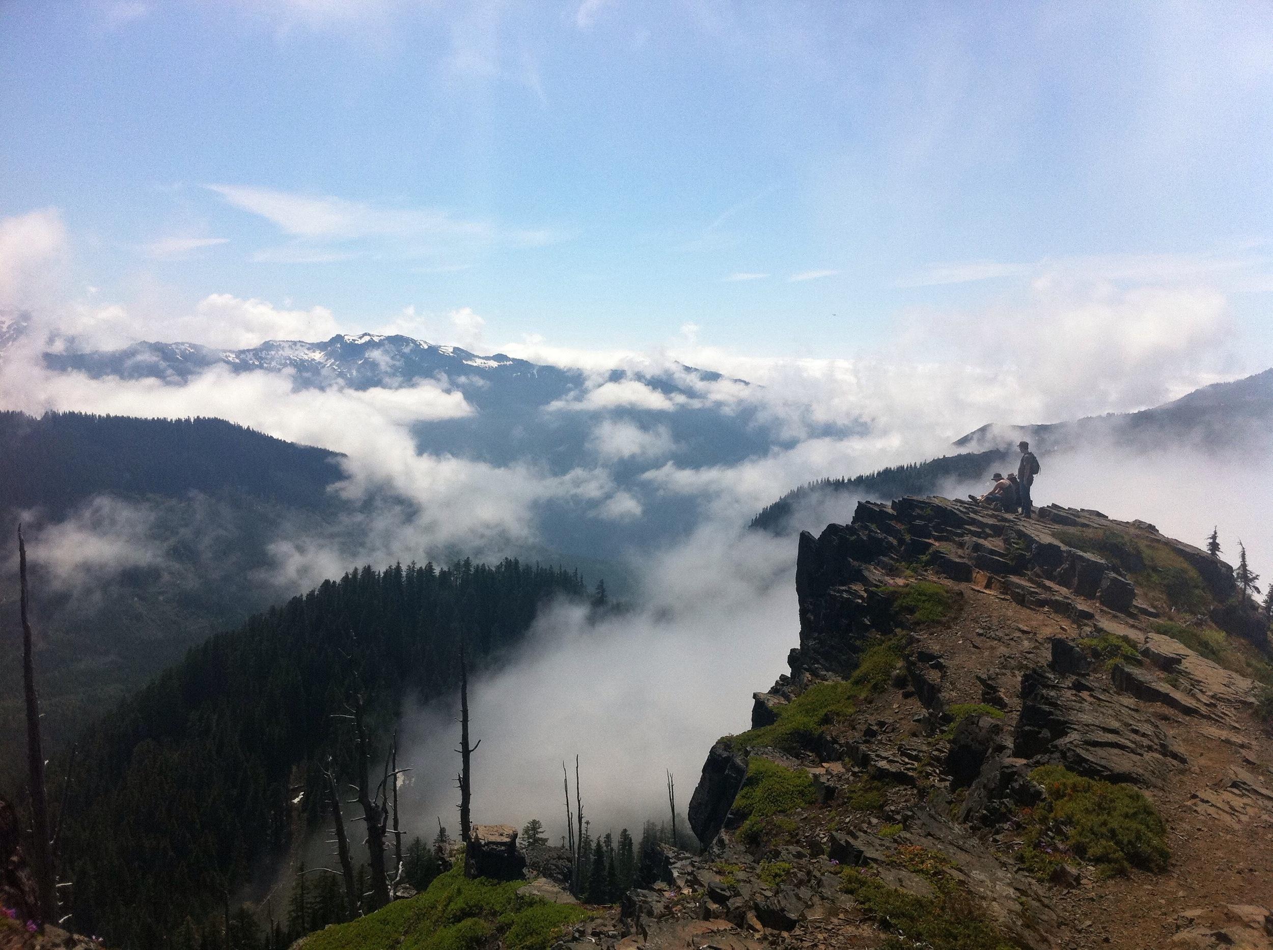 Crystal Lake Trail, WA