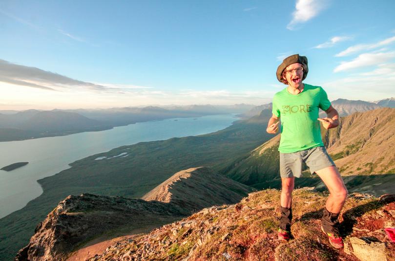 On top of Mount Tanalian