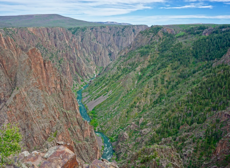 Black Canyon is one of the parks that surprised me. It is epically beautiful.