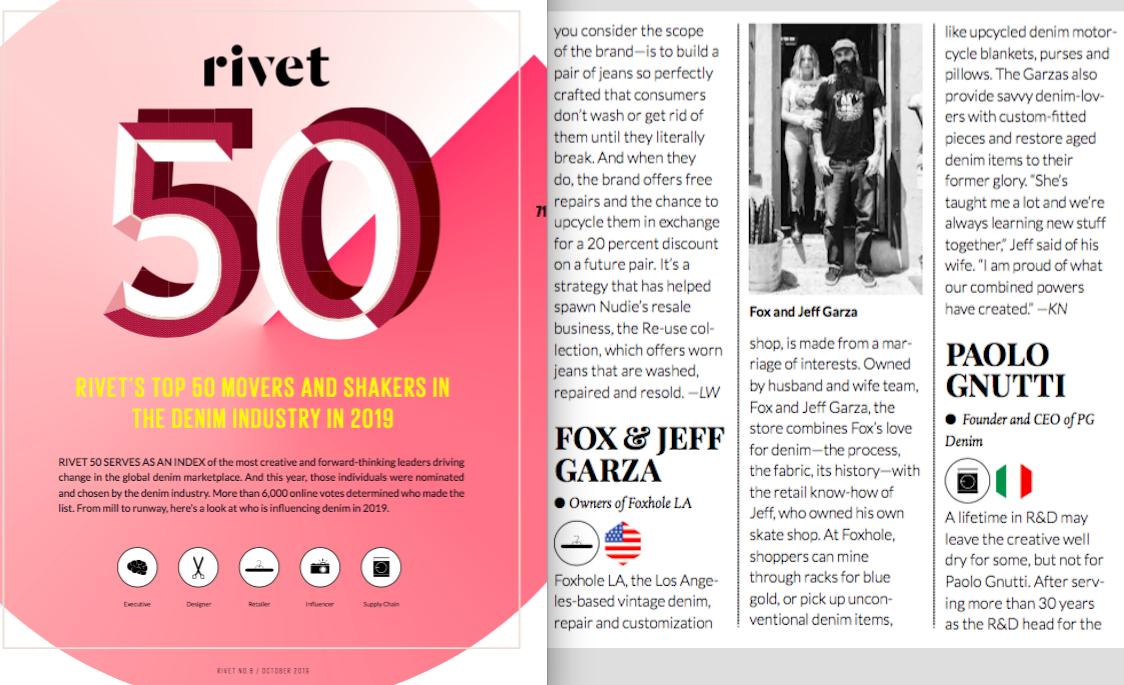Rivet Magazine