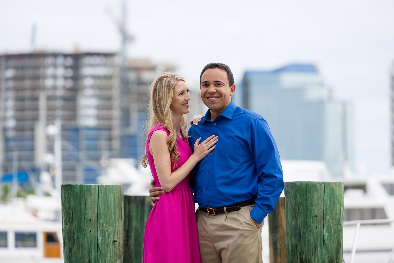 Sarasota, Engagement, Marina Jacks, Downtown Sarasota, Florida, Florida Photographer