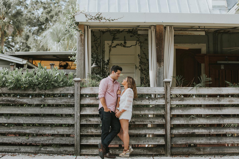 Downtown Sarasota Engagement, Sarasota Engagement, Katelyn Prisco Photography, Sarasota wedding, florida wedding, florida engagement, florida photographer, sarasota photographer