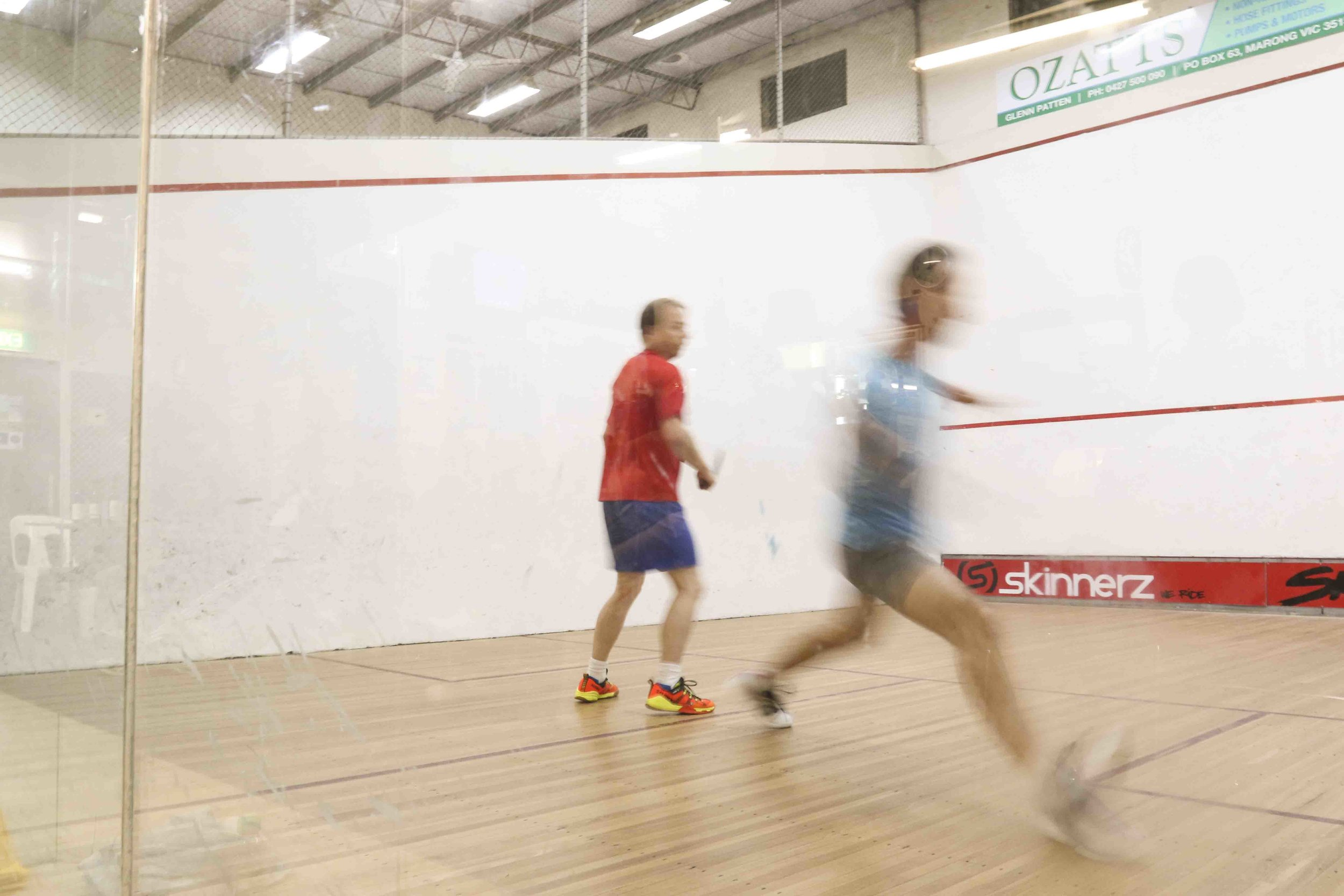high intensity sport squash club bendigo stay fit