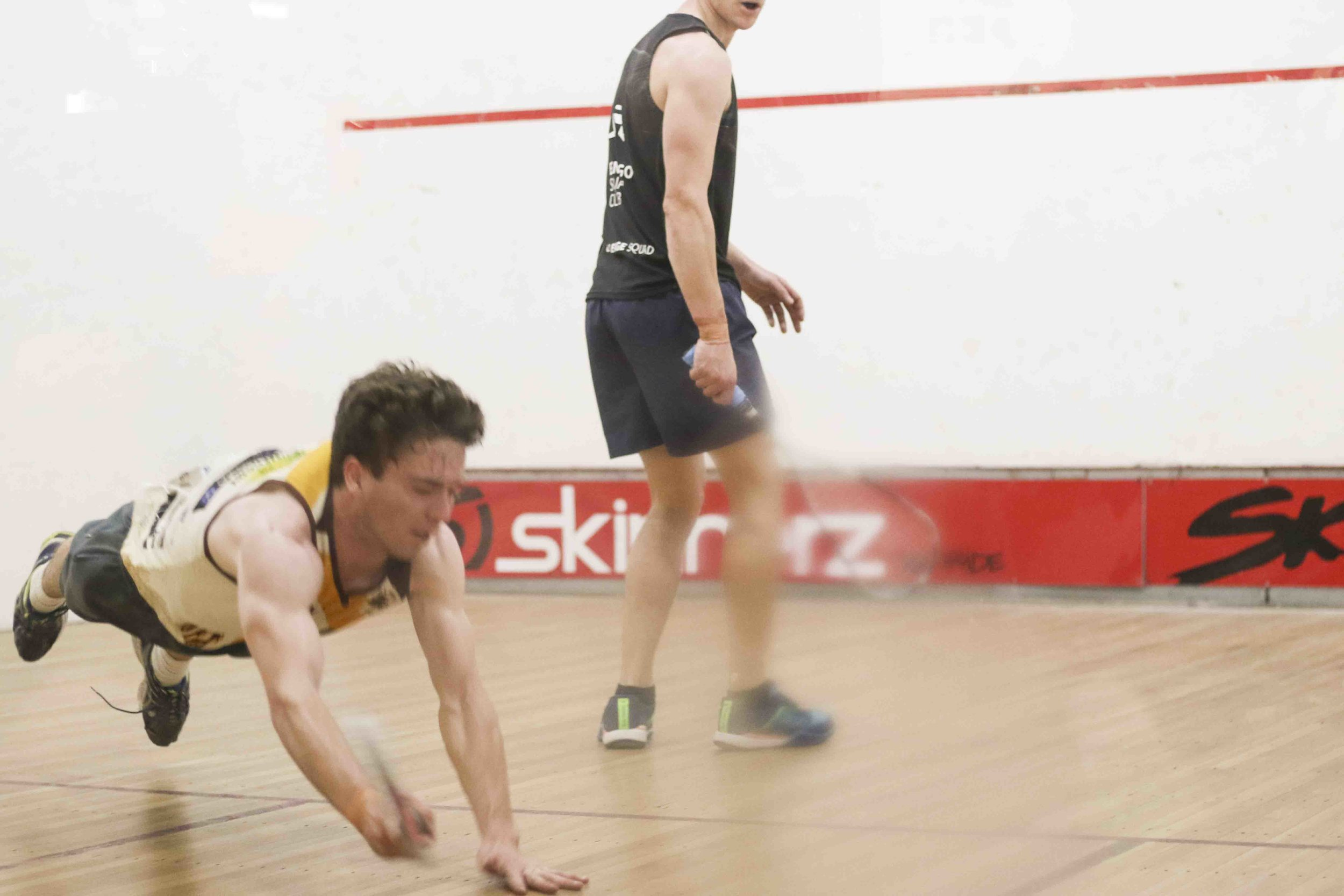 fun sport to play in bendigo squash club