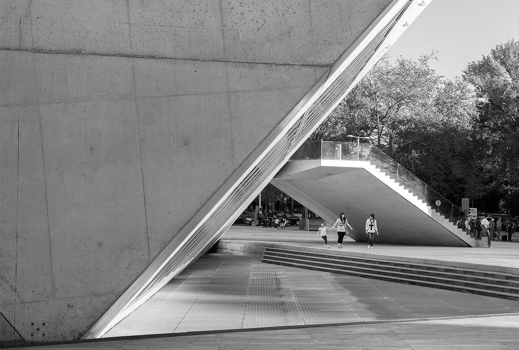 Casa da Musica, Porto Portugal, Rem Koolhaas, 1999