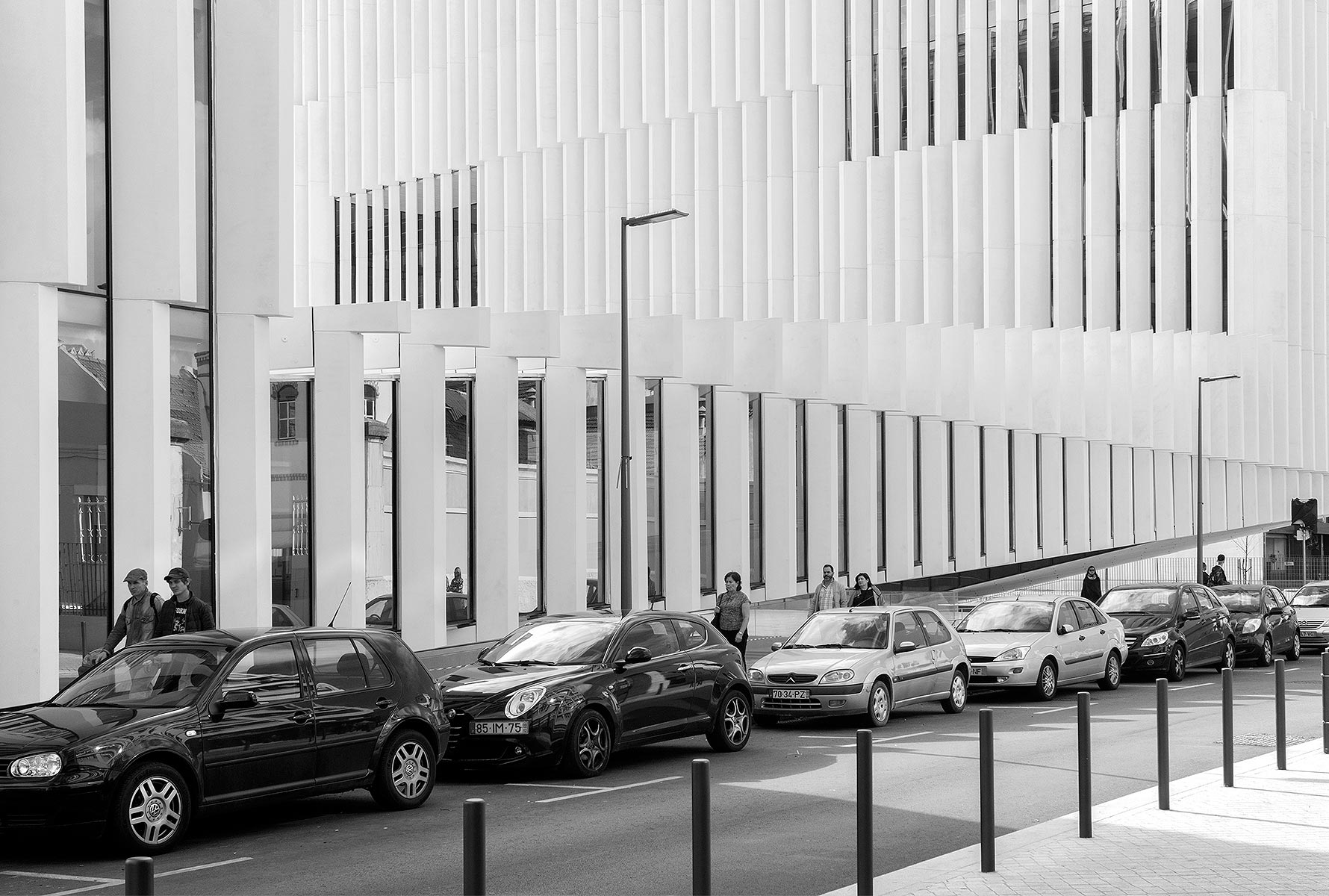 EDP Headquarters, Lisbon, Portugal, Manuel & Francisco Aires Mateus, 2015