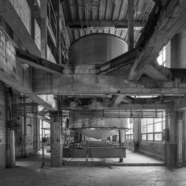 Liquid Storage Tanks, 6th floor, Finishing Building