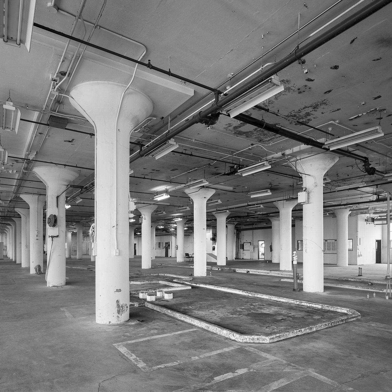 Liquid Filling Line, 3rd floor, Finishing Building