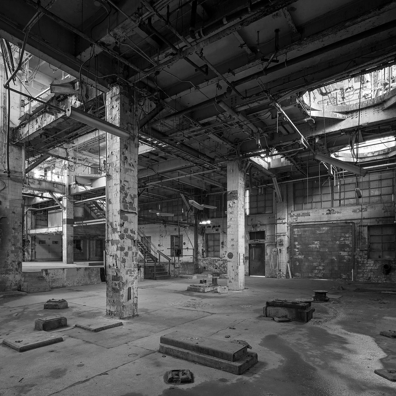 Main floor, Liquids Manufacturing Building