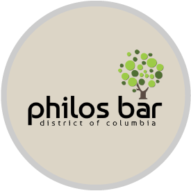 Philos Bar | Chinatown | DC