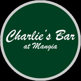 Charlie's Bar at Mangia | Annapolis | Maryland