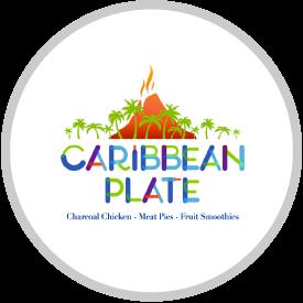 Caribbean Plate | Falls Church | Virginia