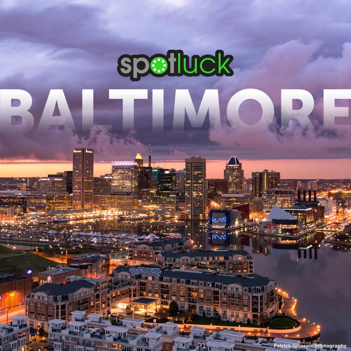 Spotluck-Baltimore-Launch-Image